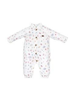 Babydolle Babydolle Mevsimlik Kız Bebek Patiksiz Tulum-Mint Yeşili Babydolle Mevsimlik Kız Bebek Patiksiz Tulum-Mint Yeşili